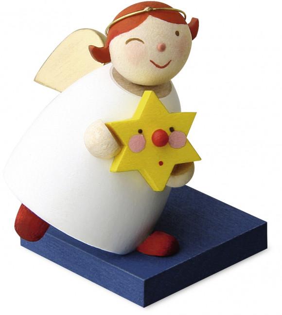 Schutzengel mit Stern