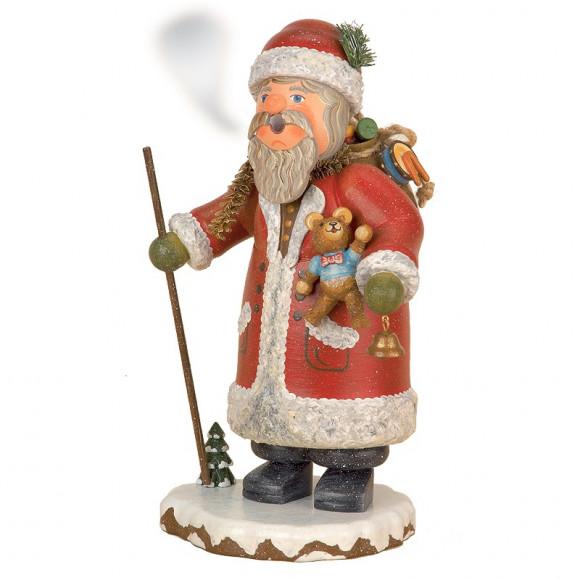 Räuchermann Winterkinder Weihnachtsmann