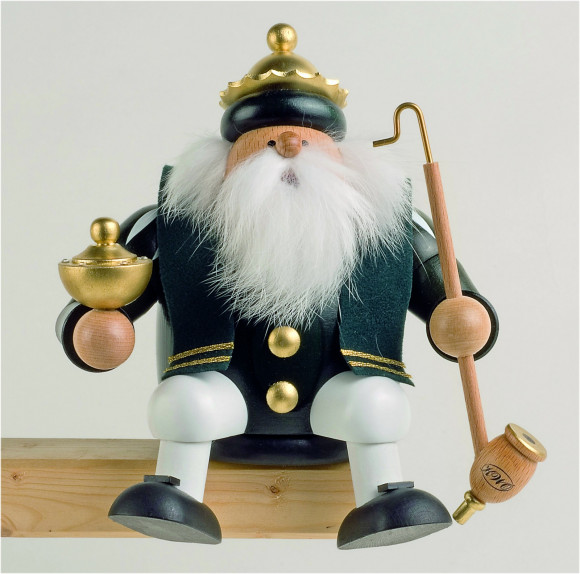 Räuchermännchen Kantenhocker Balthasar