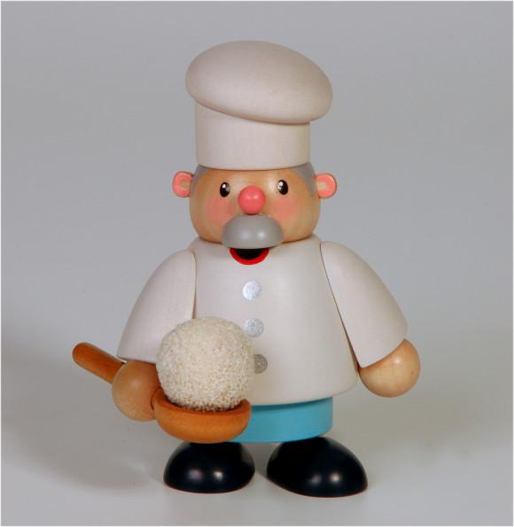 Räuchermännchen Koch mini