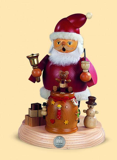 Müller Räuchermännchen Weihnachtsmann