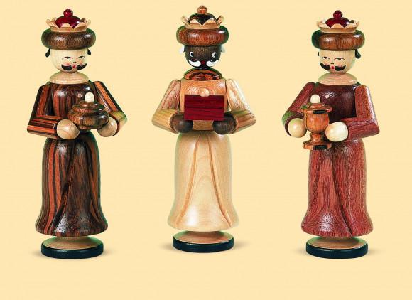 Heilige 3 Könige: Caspar, Melchior, Balthasar