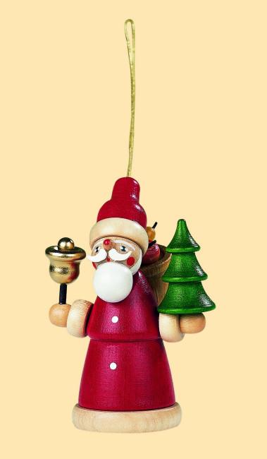 Baumbehang Weihnachtsmann, farbig
