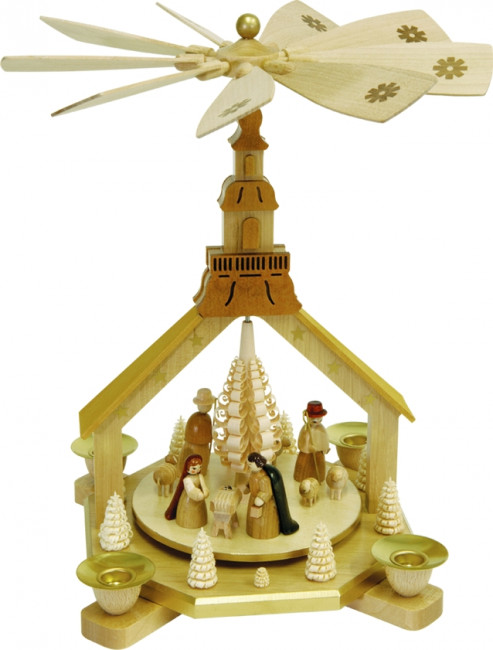Pyramide Kirche, Christi Geburt
