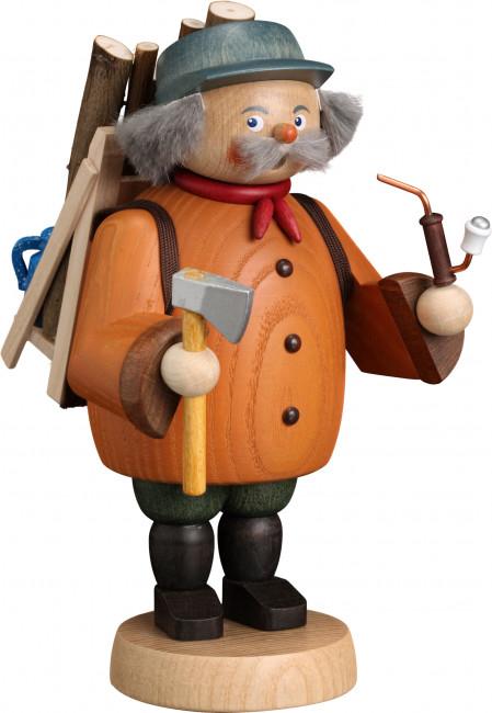 Räuchermann Waldarbeiter
