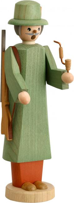 Räuchermann als Oberförster
