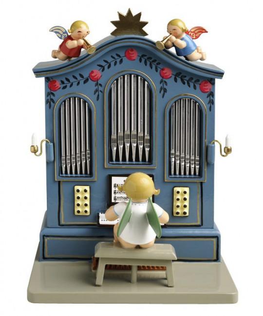 Orgel ohne Musikwerk