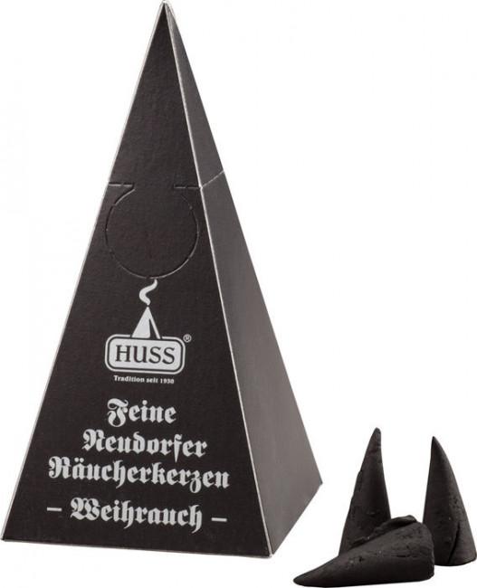 24 Neudorfer Räucherkerzen Weihrauch