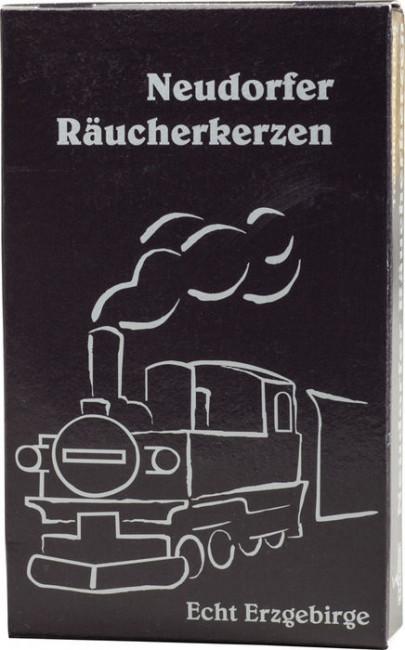 24 Neudorfer Räucherkerzen Dampflokduft