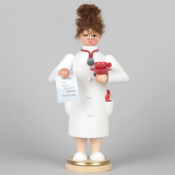 Räucherfrau Frau Doktor