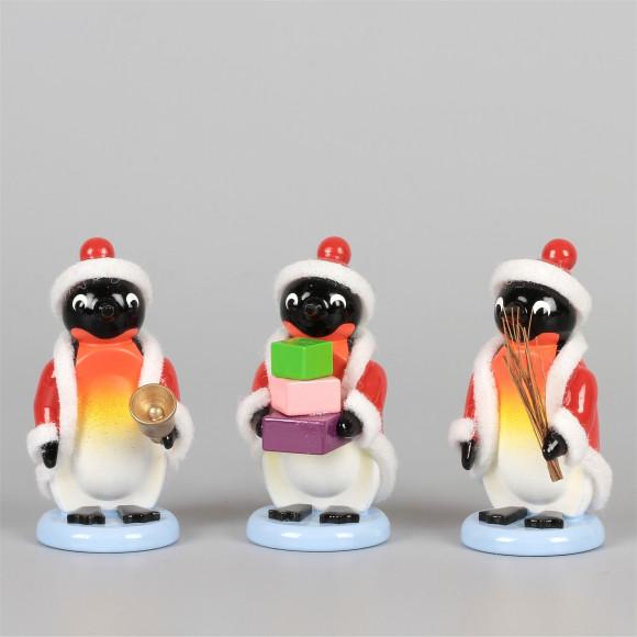 Pinguine Weihnachtspinguine, 3-teilig, exklusiv