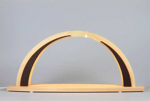 LED-Schwibbogen zum selbst Bestücken, groß