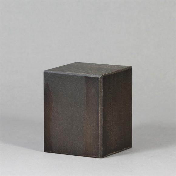 Dekoklotz schwarz, klein
