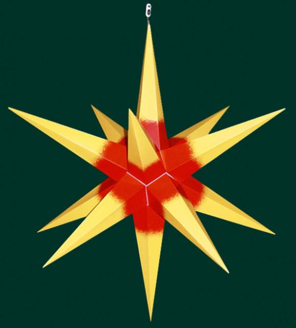 Weihnachtsstern Beleuchtet Für Aussen : weihnachtsstern f r au en gelb rot erzgebirgskunst drechsel ~ A.2002-acura-tl-radio.info Haus und Dekorationen