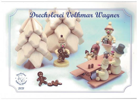 Drechslerei Wagner Katalog 2021