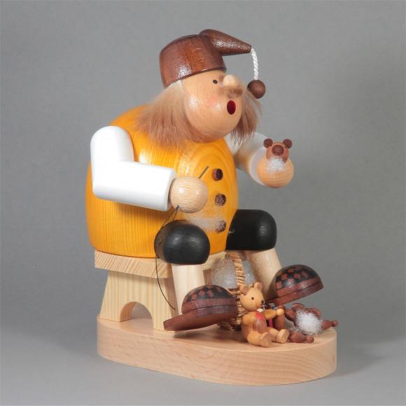 KWO Räuchermann Teddymacher