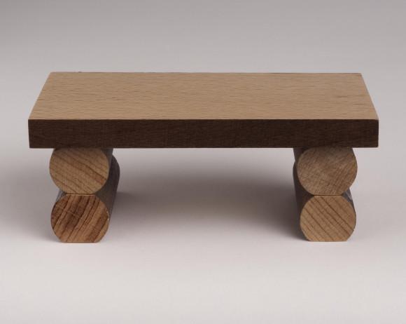 sitzbank f r den r uchermann erzgebirgskunst drechsel. Black Bedroom Furniture Sets. Home Design Ideas