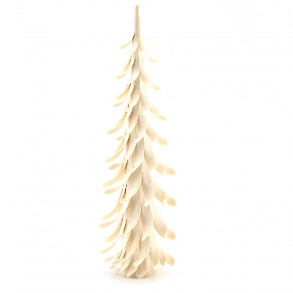 Erzgebirgischer Spanbaum Spiralbaum, 25 cm