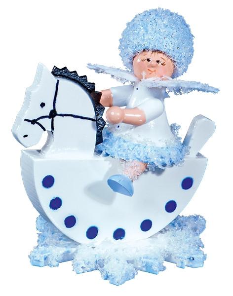 Schneeflöckchen Reiterlein