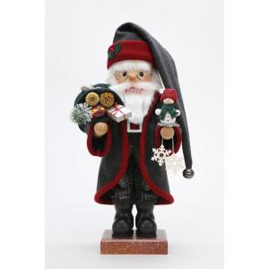 Nussknacker Weihnachtsmann Vater Frost