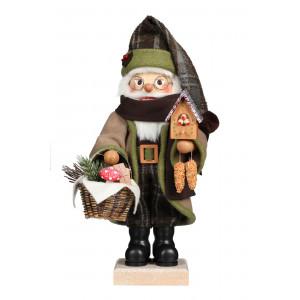 Nussknacker Weihnachtsmann Waldfreund
