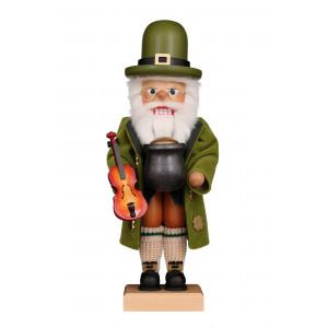 Nussknacker Weihnachtsmann Irish Santa