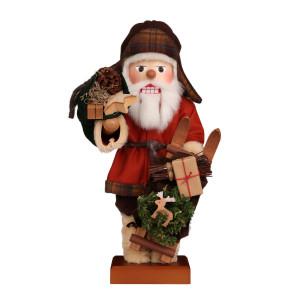Nussknacker Weihnachtsmann Sami