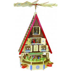 Seiffener Adventshaus
