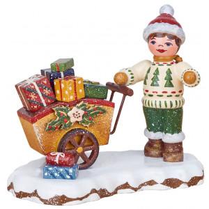 Winterkinder Geschenkekind