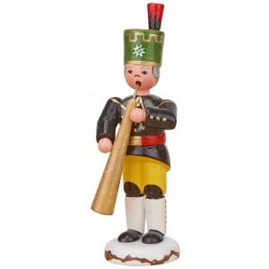 Winterkinder Bergmann Russisches Horn