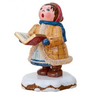 Winterkinder Sternsinger Johanna
