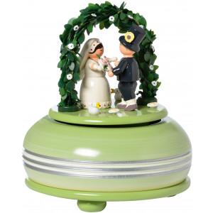 Spieluhr Hochzeitsfest, klein