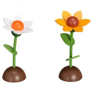 Blumen, 2-teilig