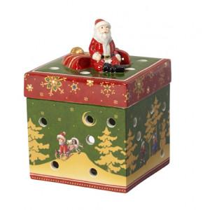Geschenkpaket Schneespaß klein, 9 cm