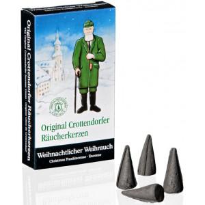 Crottendorfer Räucherkerzen Weihnachtlicher Weihrauch 24 Stück