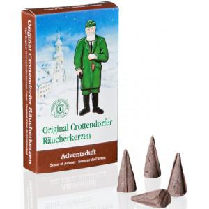 Crottendorfer Räucherkerzen Adventsduft 24 Stück