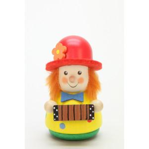 Wackelmännchen Clown