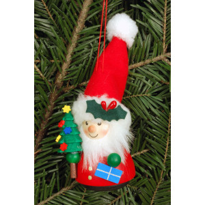 Baumbehang Wackelmännchen Weihnachtsmann