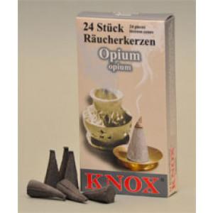 Räucherkerzen  - Exotisch  Opium 35g, 24 Stk. Packung
