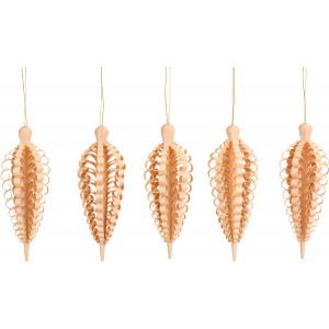 Spanzapfen, 10 cm, 1 Stück