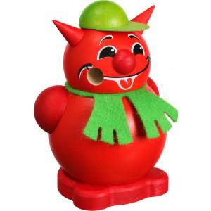 Kugelräucherfigur Teufel