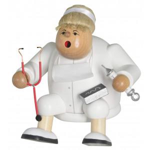 Räuchermännchen Kantenhocker Ärztin