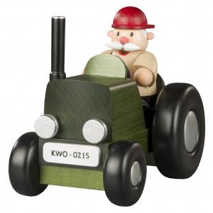 Räuchermännchen Kleine Kerle Traktorfahrer