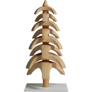 Drehbaum Twist Kirschbaum, 15 cm
