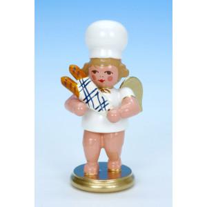 Bäckerengel mit Baguette