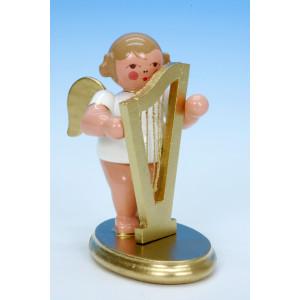 Engel w/g mit Harfe