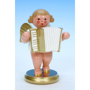 Engel w/g mit Ziehharmonika