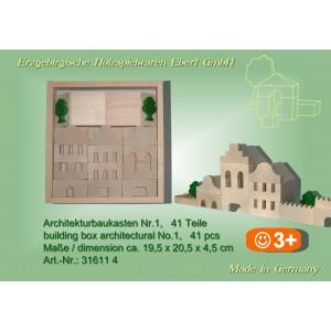 Baukasten Architekturbaukasten 1