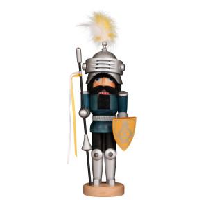 Nussknacker Ritter Lancelot, lasiert