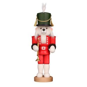 Nussknacker Teddy Jack - Der Polarbär
